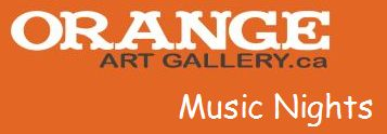 Orange Art Gallery - Logo