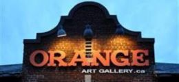 Orange Art Gallery Image